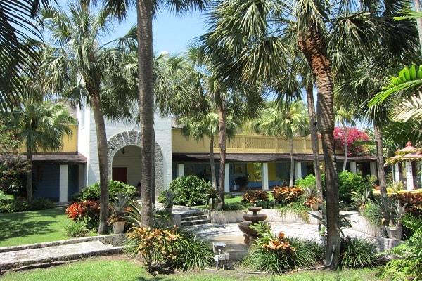 Bonnet House in Fort Lauderdale