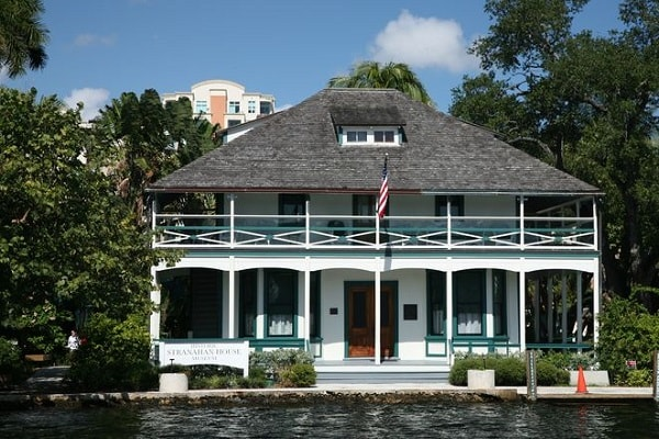 Stranahan House in Fort Lauderdale